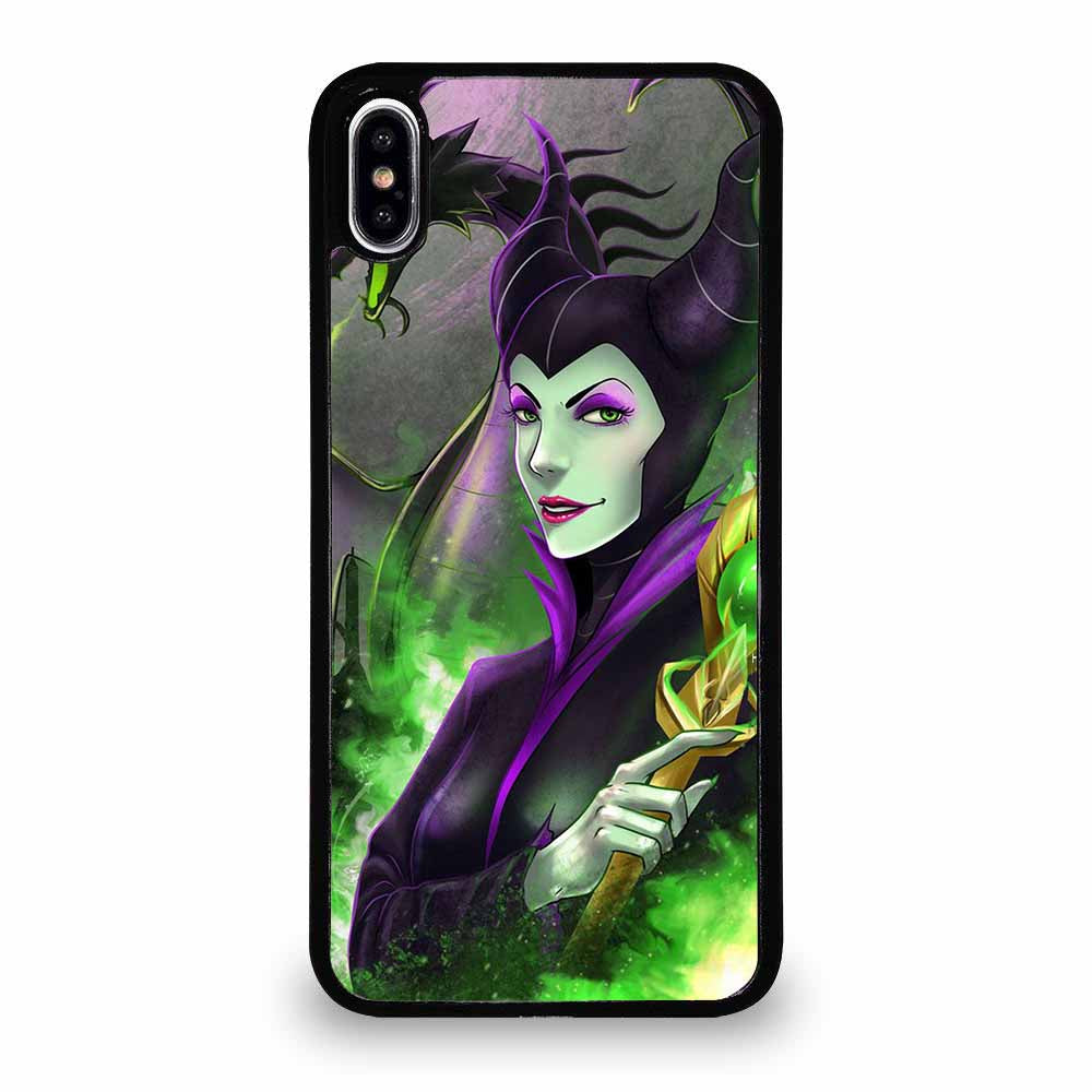 HOT DISNEY MALEFICENT iPhone XS Max Case