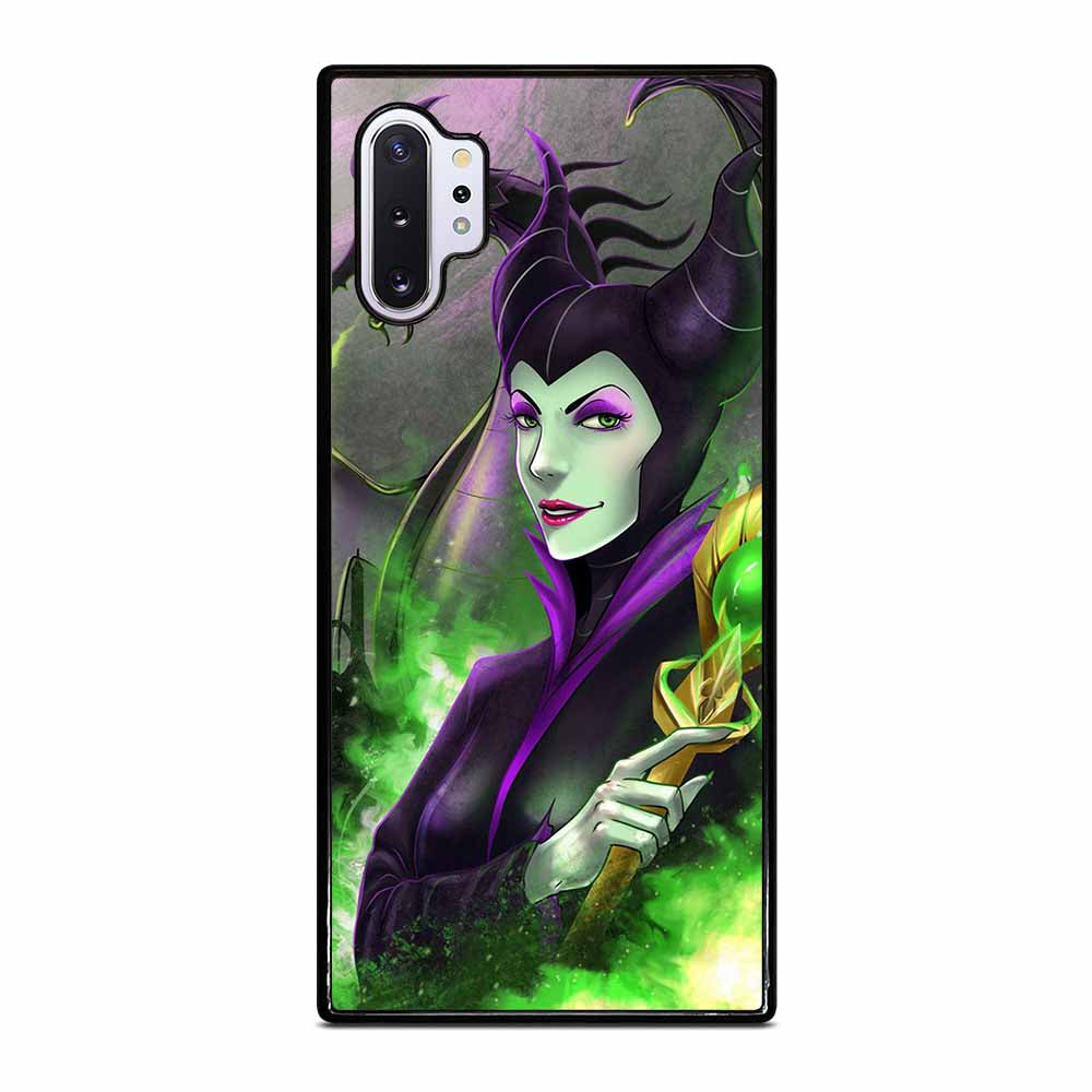 HOT DISNEY MALEFICENT Samsung Galaxy Note 10 Plus case