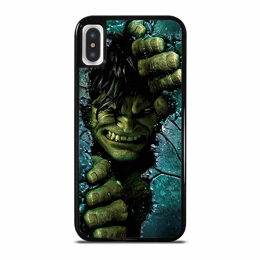 INCRDIBLE HULK iPhone X / XS Case