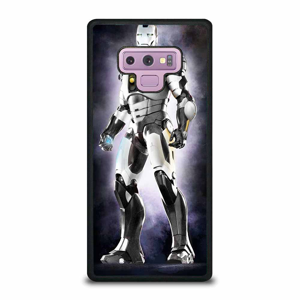 IRON MAN WHAIT- Samsung Galaxy Note 9 case