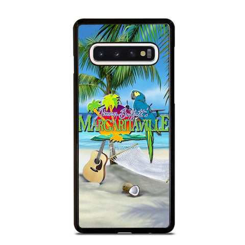 JIMMY BUFFETS MARGARITAVILLE Samsung Galaxy S10 Case