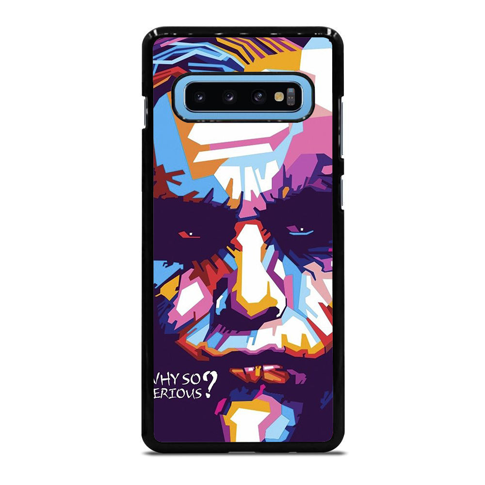JOKER FACE POP ART Samsung Galaxy S10 Plus case