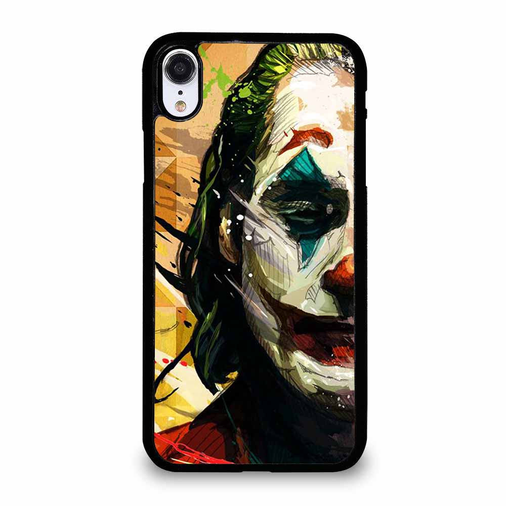 JOKER FACE iPhone XR Case