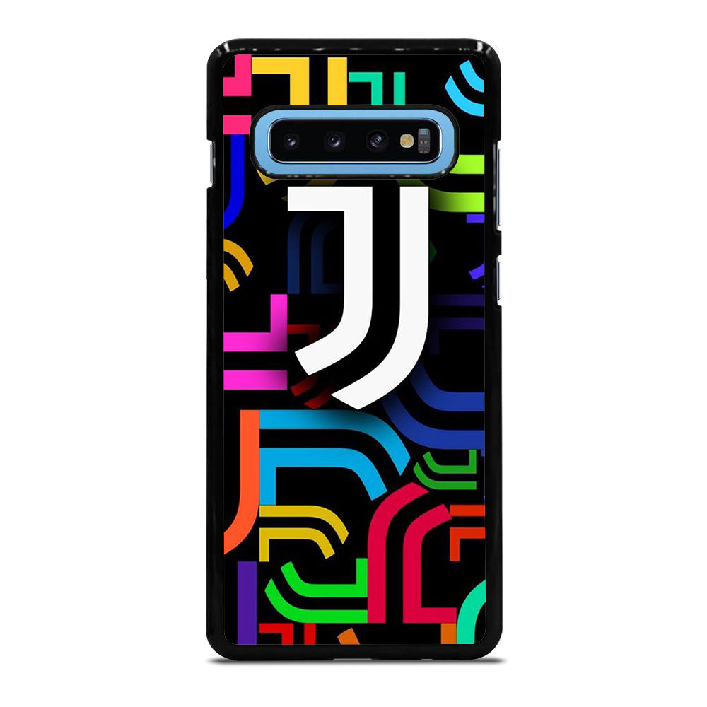 JUVENTUS LOGO COLORFULL 2 Samsung Galaxy S10 Plus case