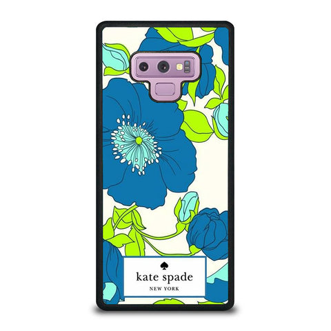 KATE SPADE ROSE BLUE Samsung Galaxy Note 9 case