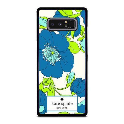 KATE SPADE ROSE BLUE Samsung Galaxy Note 8 case