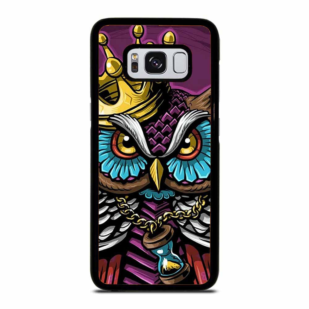 KING OF OWL Samsung Galaxy S8 Case
