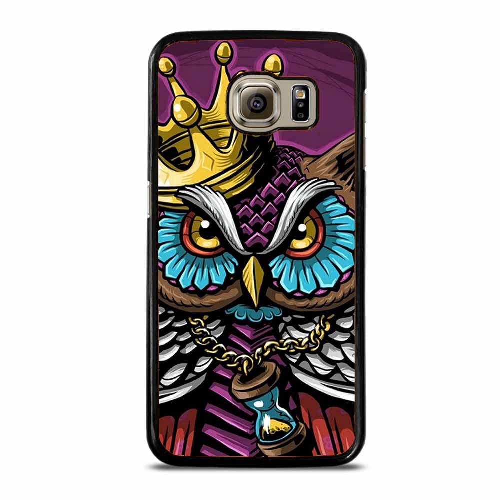 KING OF OWL Samsung Galaxy S6 Case