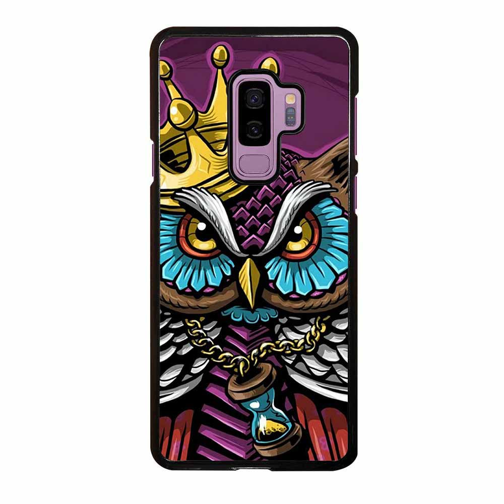 KING OF OWL Samsung Galaxy S9 Plus Case