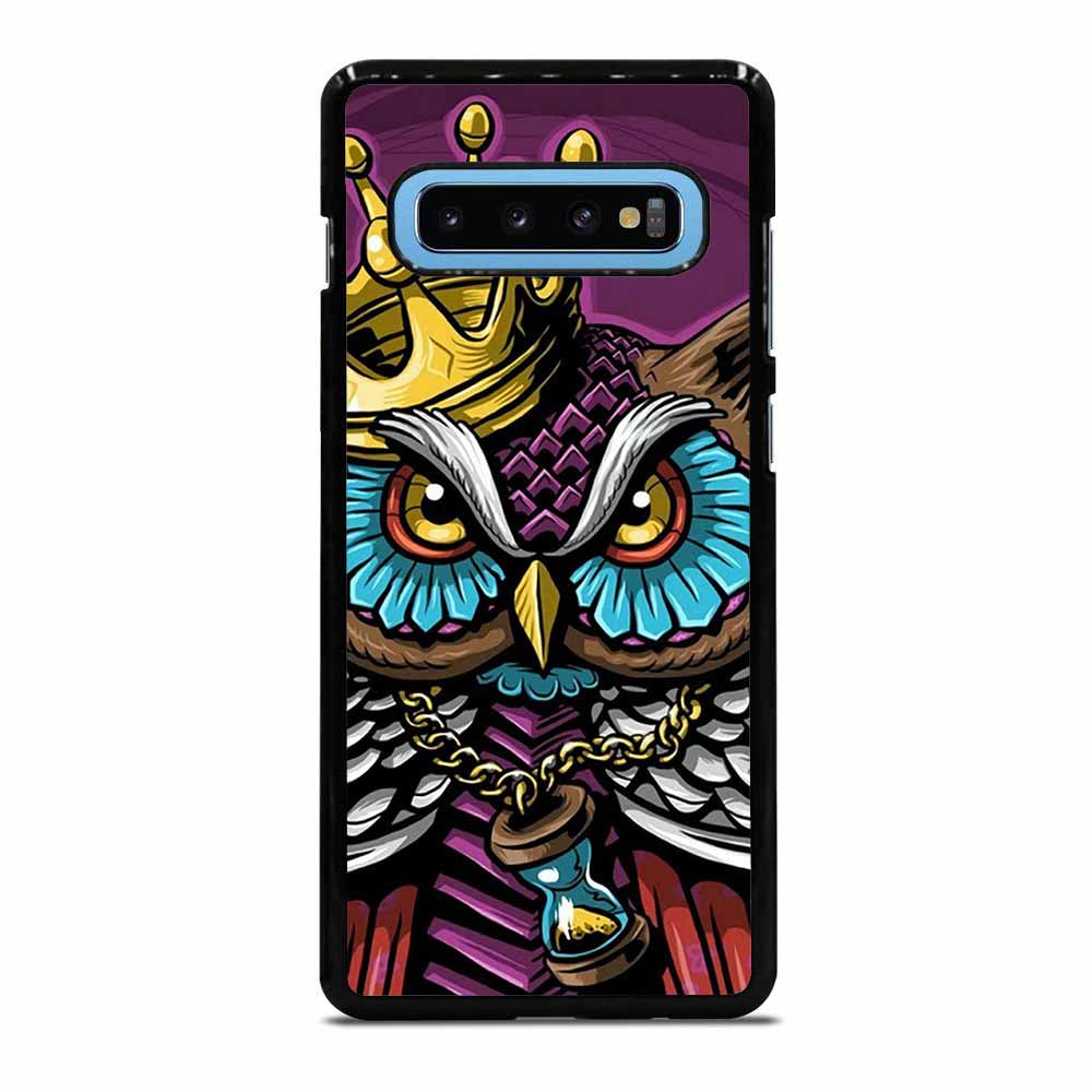 KING OF OWL Samsung Galaxy S10 Plus Case