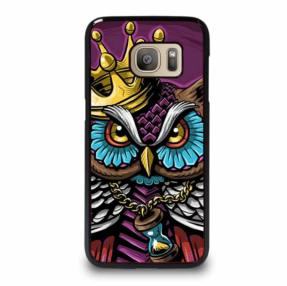 KING OF OWL Samsung Galaxy S7 Case