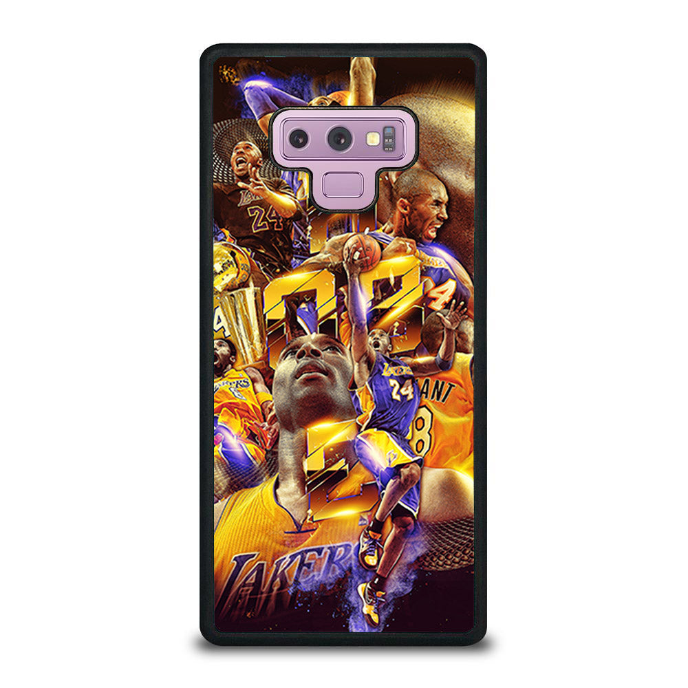 KOBE BRAYANT GALLERY Samsung Galaxy Note 9 case
