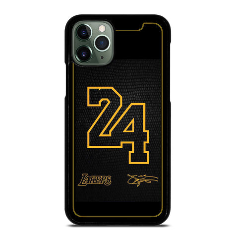 KOBE BRYANT 24 iPhone 11 Pro Max Case