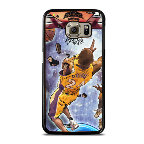 KOBE BRYANT LA LAKERS DUNK Samsung Galaxy S6 case