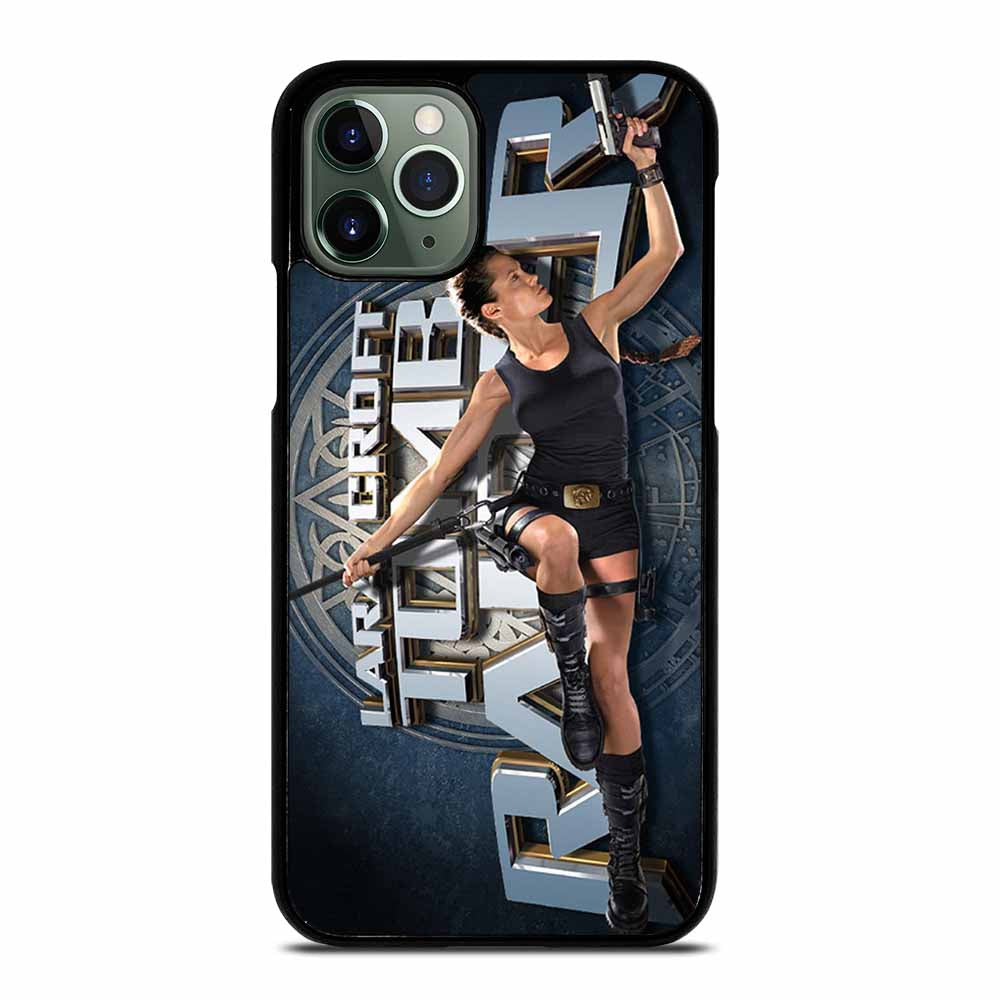 LARA CROFT TOMB RAIDER iPhone 11 Pro Max Case