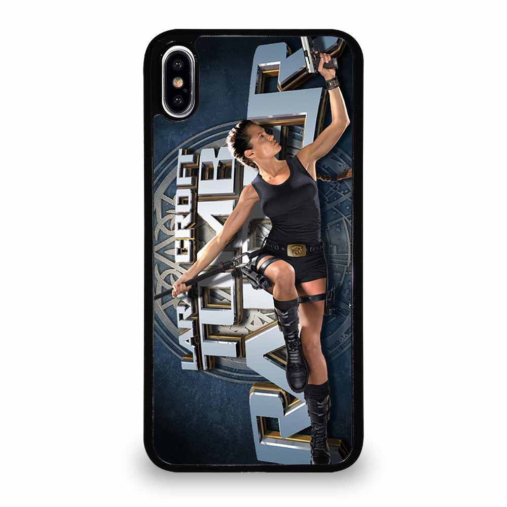 LARA CROFT TOMB RAIDER iPhone XS Max Case