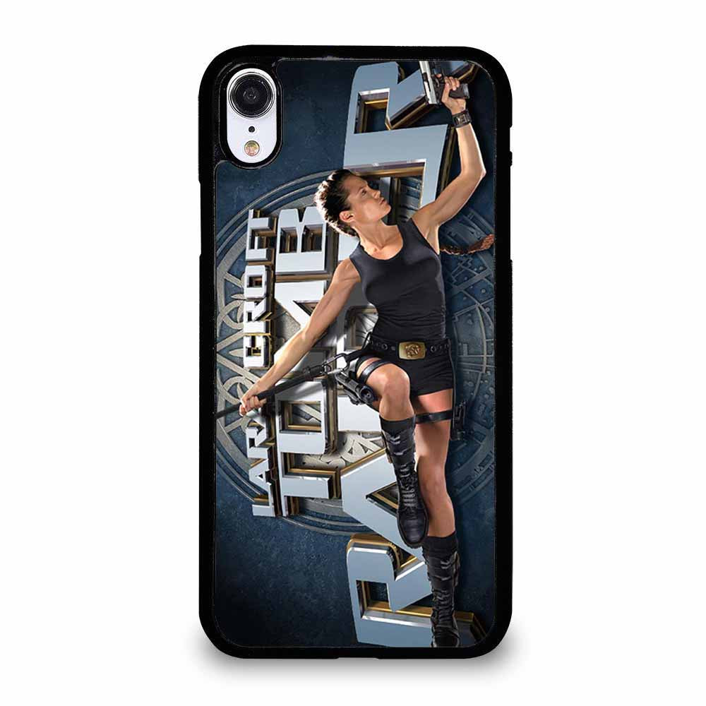 LARA CROFT TOMB RAIDER iPhone XR Case