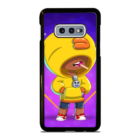 LEON BRAWL STARS CUTE 1 Samsung Galaxy S10E case
