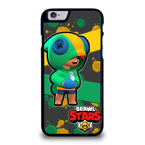 LEON BRAWL STARS iPhone 6 / 6S case