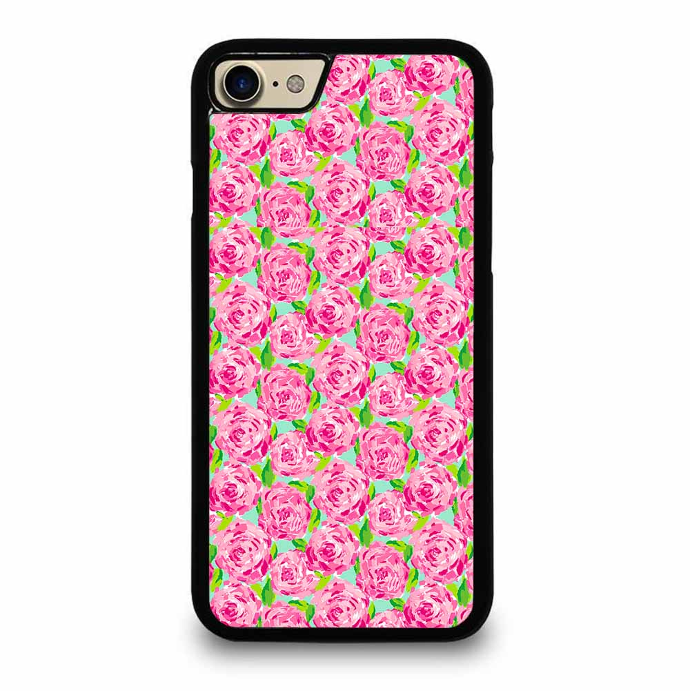 LILLY PULITZER SUMMER PINK ROSE iPhone 7 / 8 case