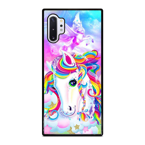 LISA FRANK UNICORN CUTE Samsung Galaxy Note 10 Plus case