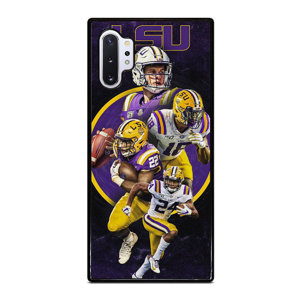 LSU FOOTBALL SQUAD Samsung Galaxy Note 10 Plus case