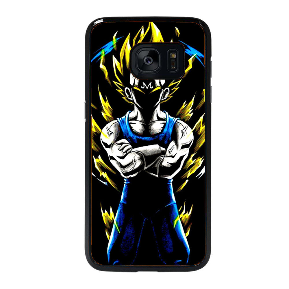 MAJIN VEGETA DRGON BALL Z Samsung Galaxy S7 Edge case