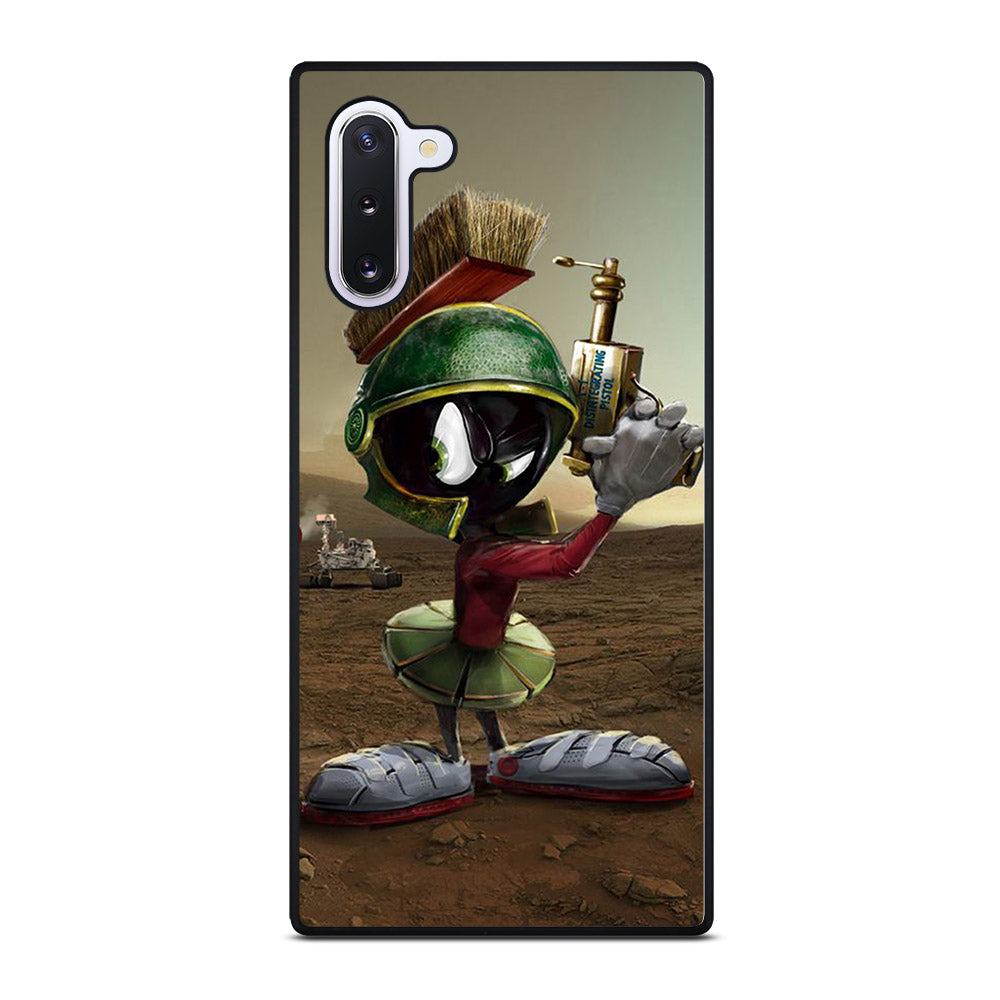 MARVIN THE MARTIAN MARS PLANET Samsung Galaxy Note 10 case