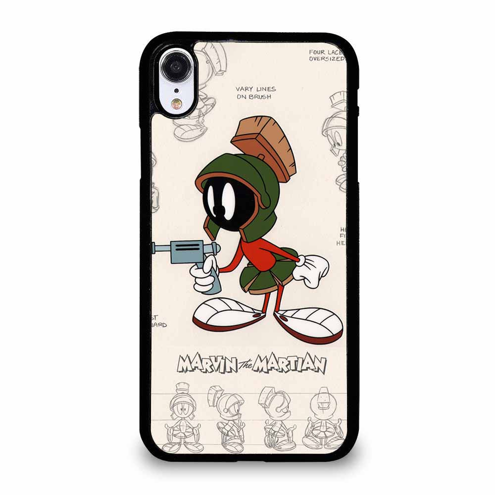 MARVIN THE MARTIAN POSTER iPhone XR Case