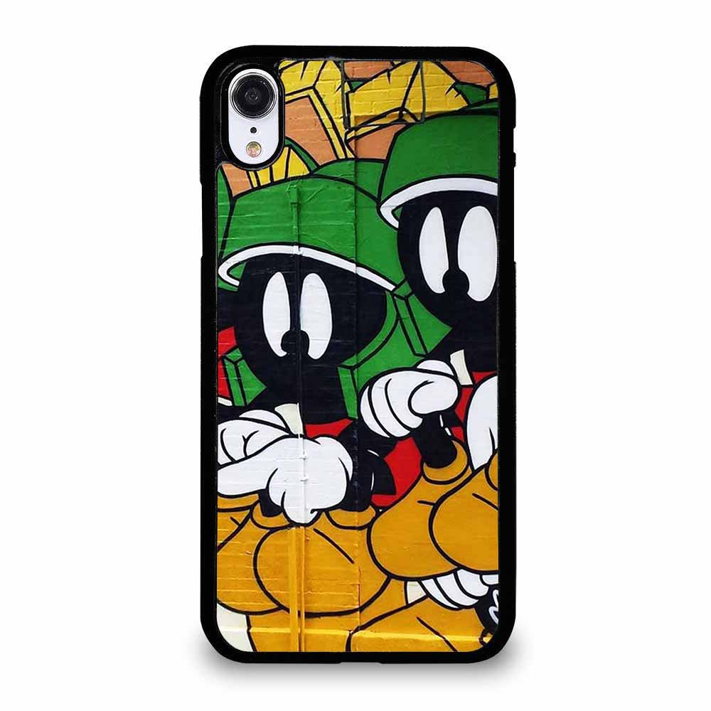 MARVIN THE MARTIA STREET ART iPhone XR Case