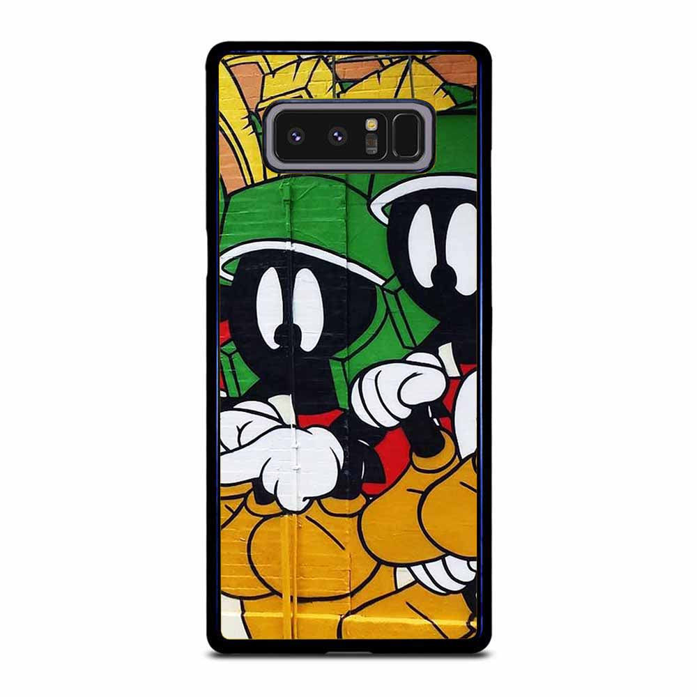MARVIN THE MARTIA STREET ART Samsung Galaxy Note 8 case
