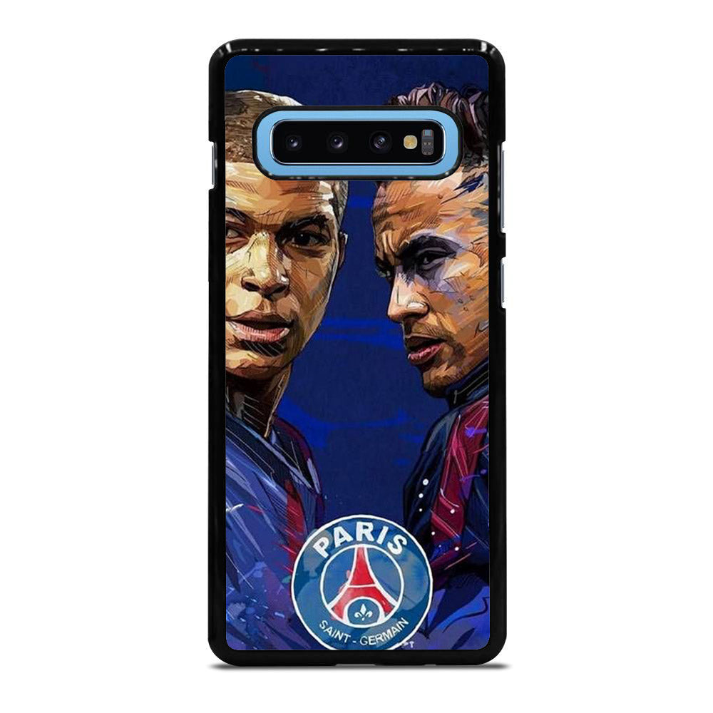 MBAPPE AND NEYMAR POPART Samsung Galaxy S10 Plus case