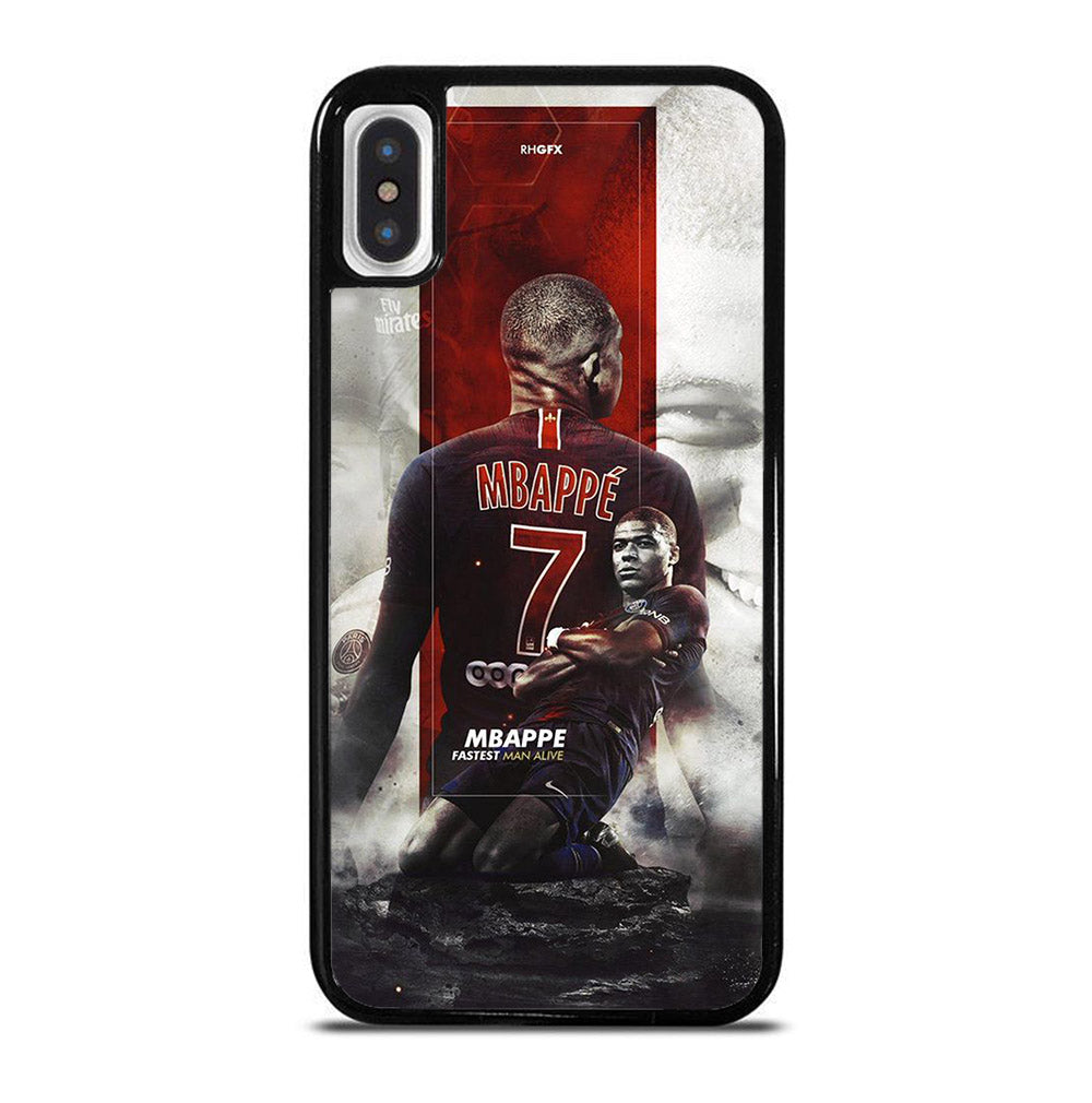MBAPPE FASTEST MAN iPhone X / XS Case