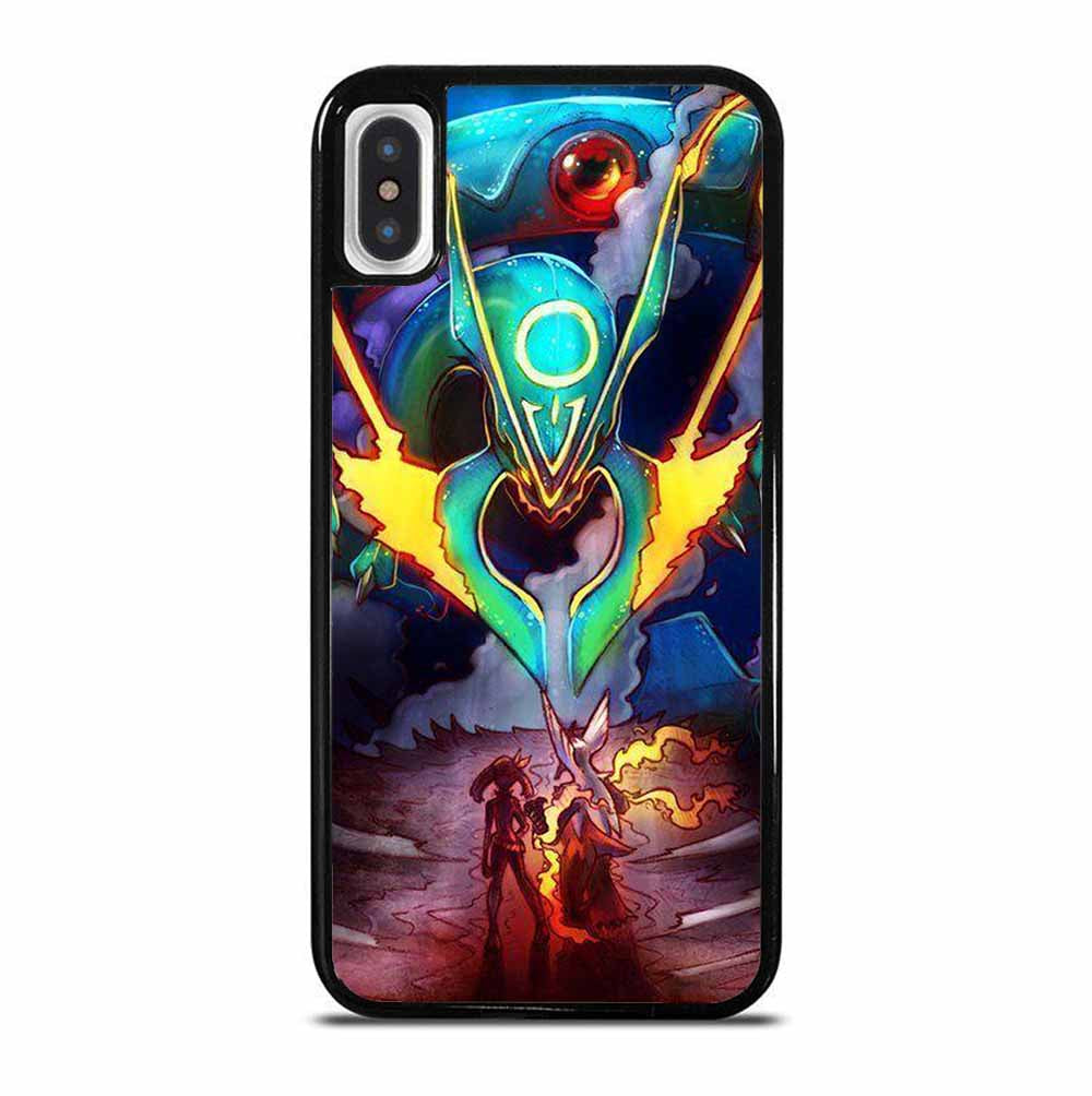 MEGA RAQUAZA iPhone X / XS Case