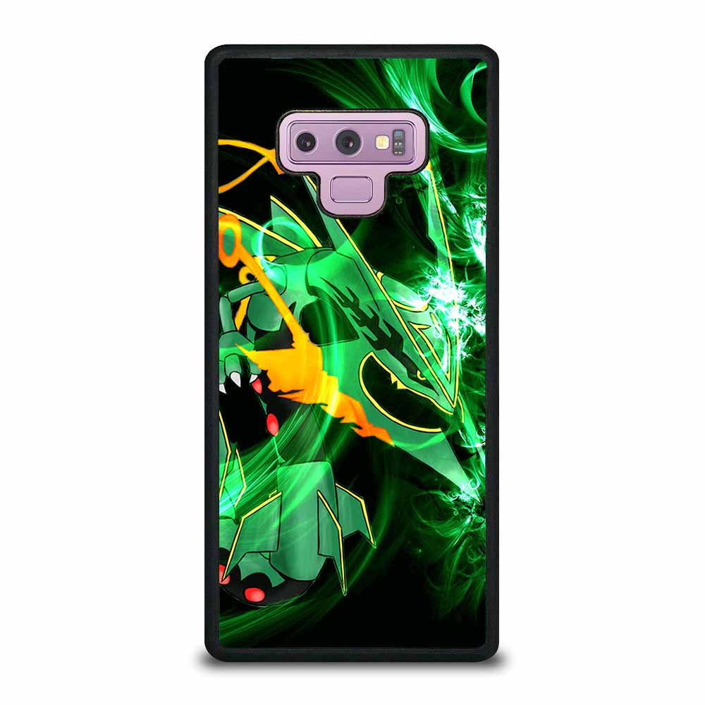 MEGA RAYQUEZA THE HOENN HYPE Samsung Galaxy Note 9 case