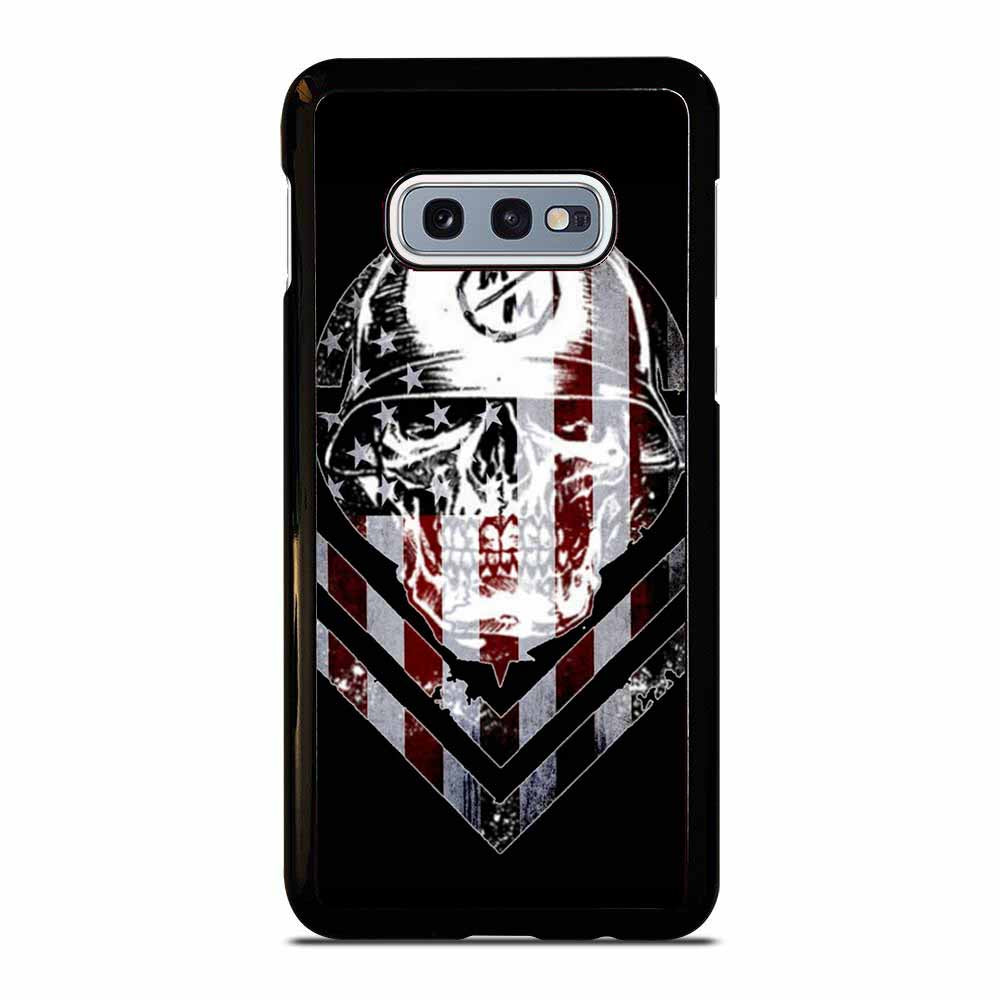 METAL MULISHA CAMO LOGO 2 Samsung Galaxy S10E case