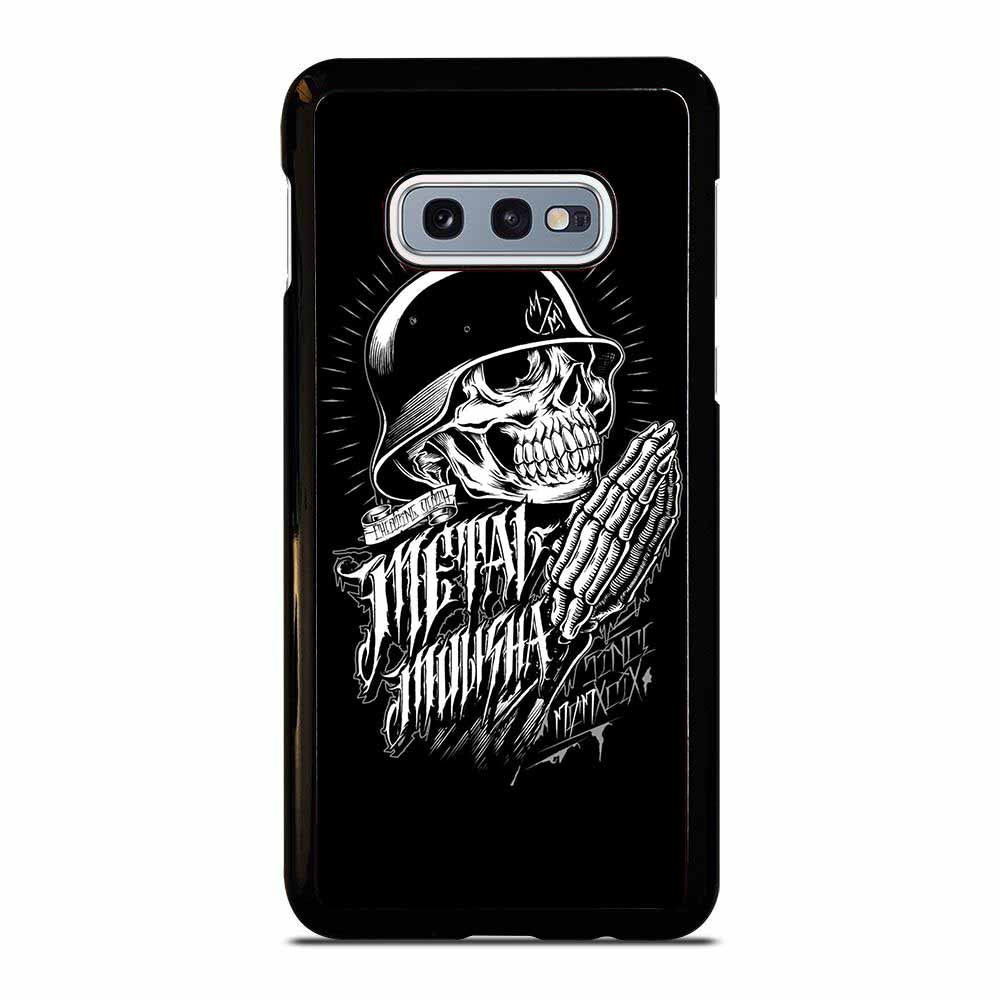 METAL MULISHA LOGO Samsung Galaxy S10E case