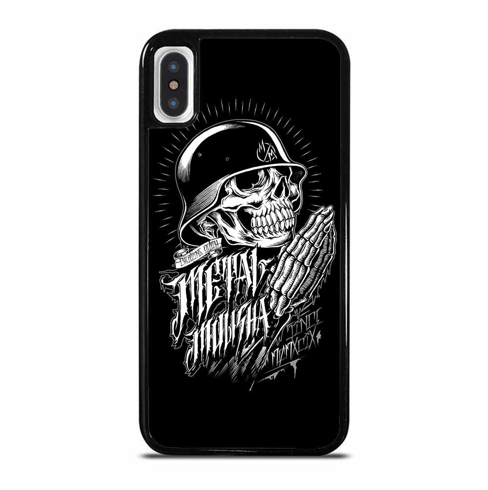 METAL MULISHA LOGO iPhone X / XS Case