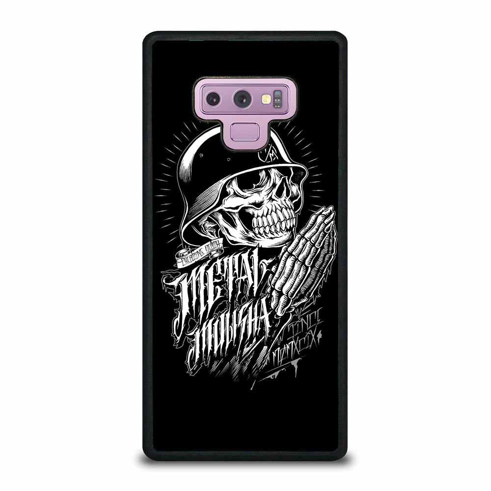 METAL MULISHA LOGO Samsung Galaxy Note 9 case
