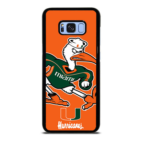 MIAMI HURRICANES UM Samsung Galaxy S8 Plus case