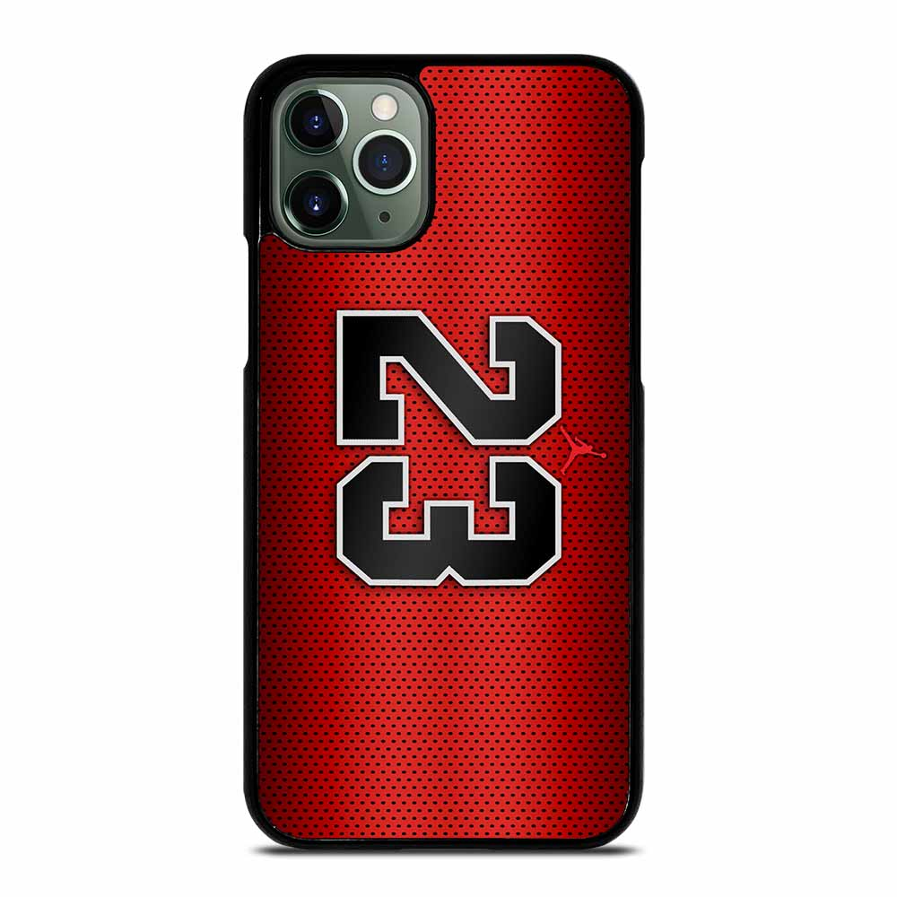 MICHAEL JORDAN JERSEY 23 iPhone 11 Pro Max Case