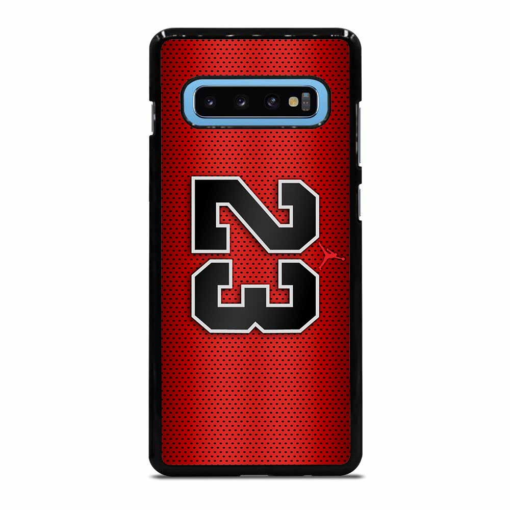 MICHAEL JORDAN JERSEY 23 Samsung Galaxy S10 Plus case
