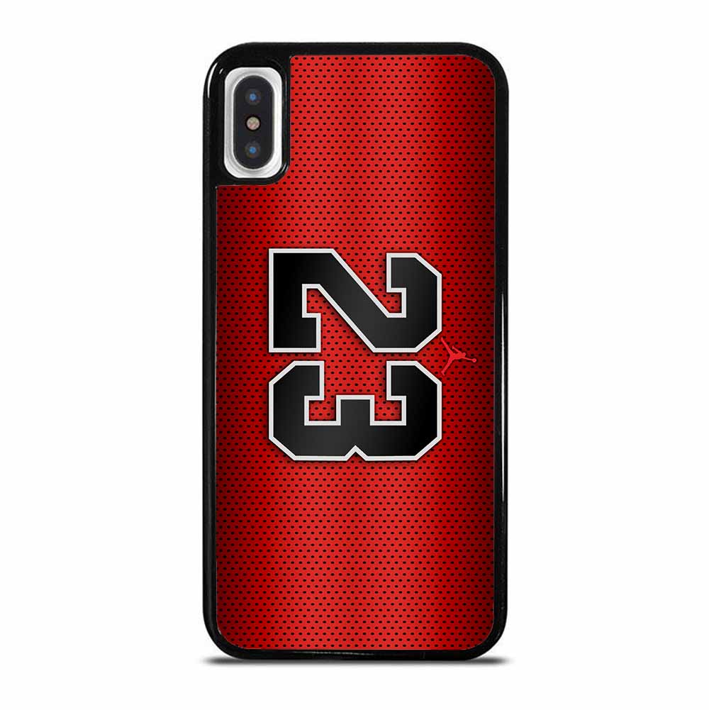 MICHAEL JORDAN JERSEY 23 iPhone X / XS Case