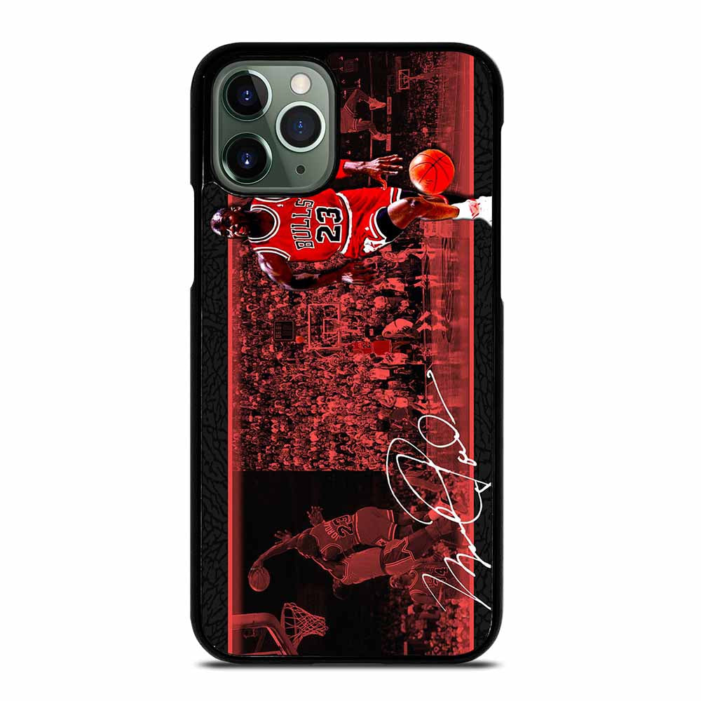 MICHAEL JORDAN LEGEND iPhone 11 Pro Max Case