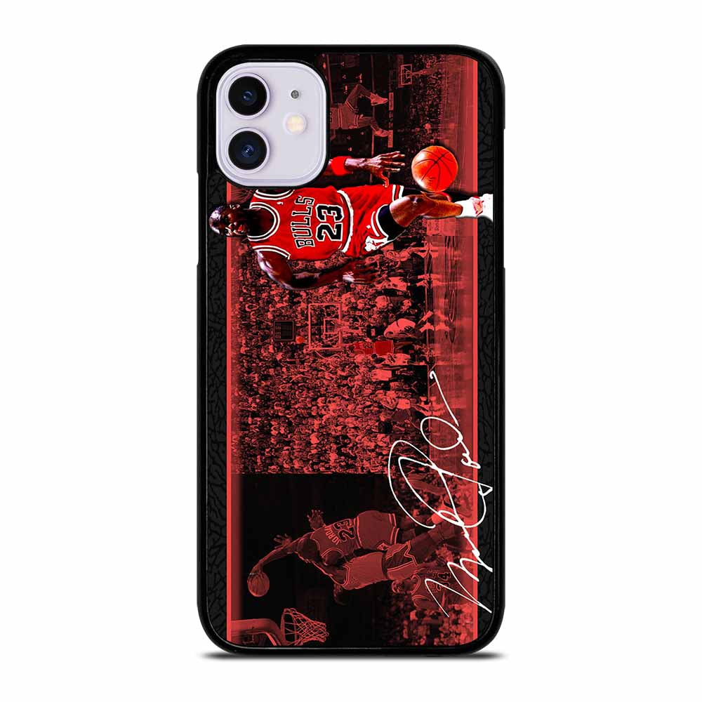 MICHAEL JORDAN LEGEND iPhone 11 Case