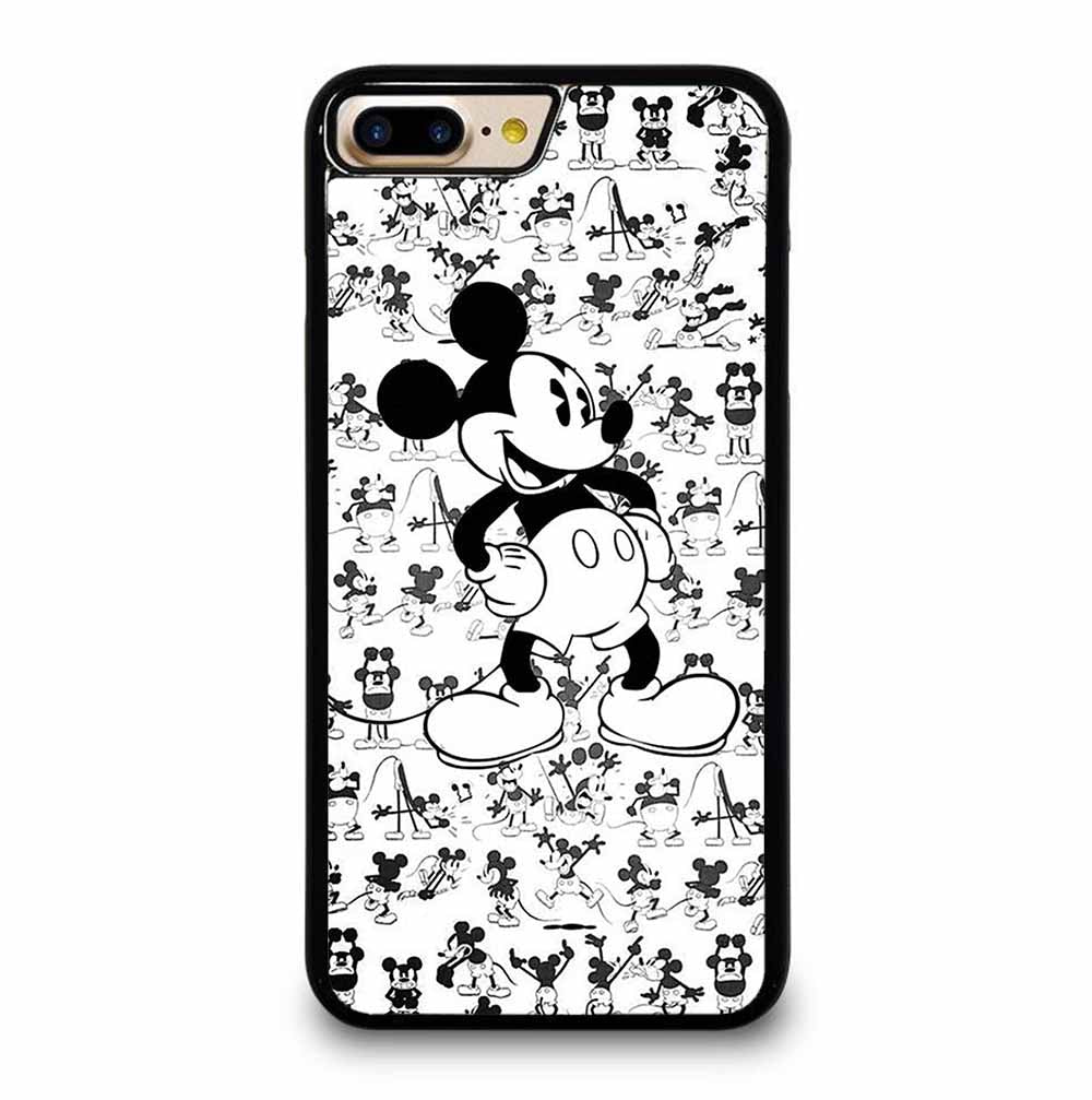 MICKY MOUSE BLACK AND WHITE iPhone 7 / 8 PLUS case