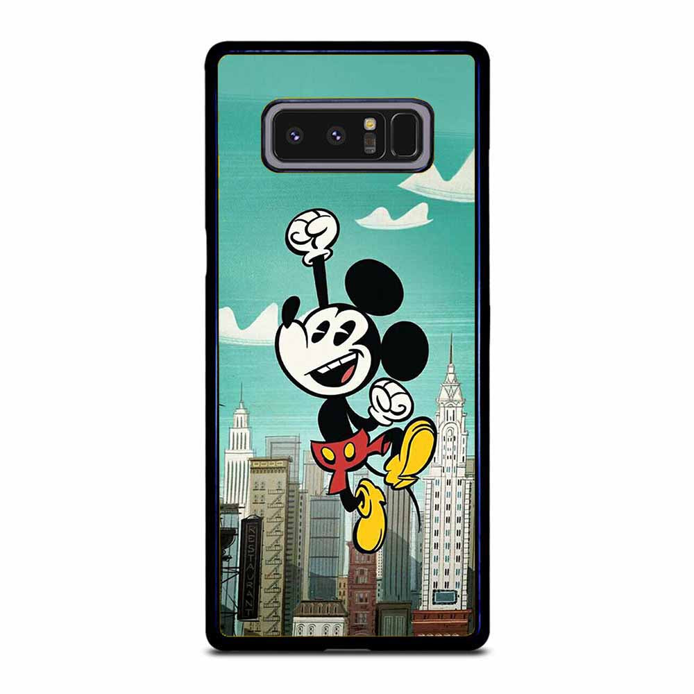 MICKY MOUSE CARTOON Samsung Galaxy Note 8 case