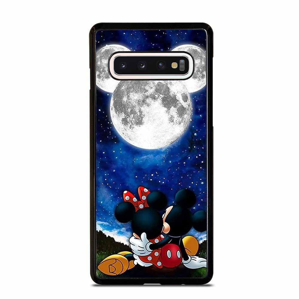 MICKY MOUSE FALL IN LOVE Samsung Galaxy S10 Case