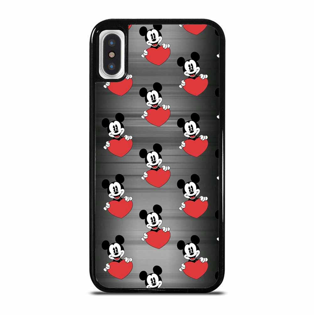 MICKY MOUSE LOVE iPhone X / XS Case