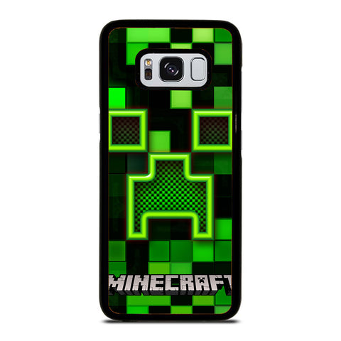 MINECRAFT CREEPER Samsung Galaxy S8 case